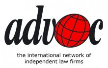 ADVOC shortlisted for 'Global Network of the Year' by The Lawyer